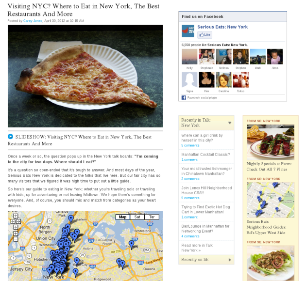 Visiting NYC? Where to Eat in New York, The Best Restaurants And More